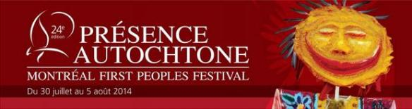 Festival Presence autocthone 2014